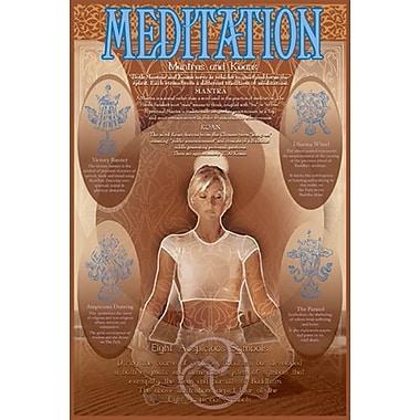 Meditation Poster, 24