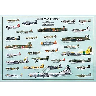 World War II Aircraft Poster, 24