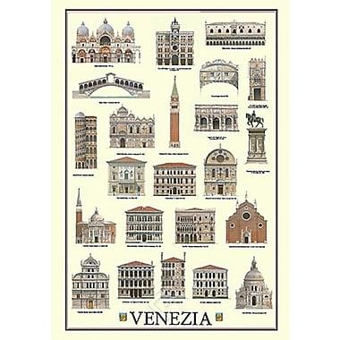 Venice Poster, 26 3/4