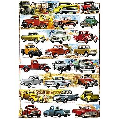 Pickup Trucks 1931 Poster, 26 3/4