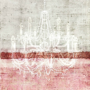 Marmont HIll Chandelier by Art Collective Graphic Art on Wrapped Canvas; 32'' H x 32'' W