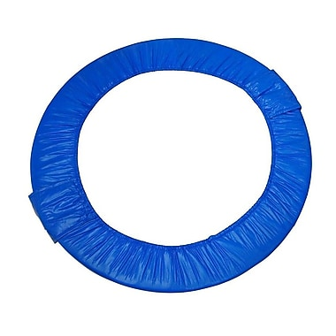 Upper Bounce Round Foldable Trampoline Safety Pad Spring Cover; 4'