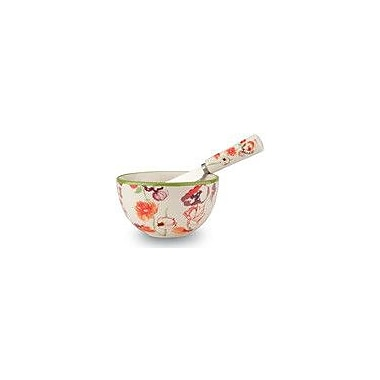 Boston International Ariella Serving Bowl and Spreader Set