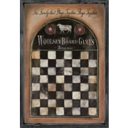 Forest Creations Magnet Print Woolsey Board Game Framed Graphic Art