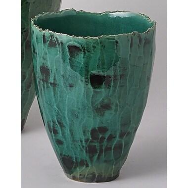 Studio A Esmeralda Vase; Small