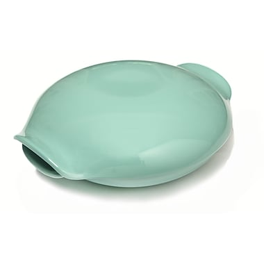 Russel Wright Residential Melamine Covered Salad Bowl; Aqua