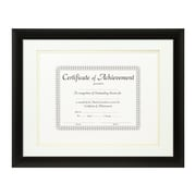 Craig Frames Inc. Document Frames Picture Frame; White / Papyrus