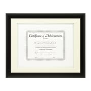 Craig Frames Inc. Document Frames Picture Frame; Papyrus / White