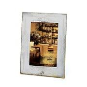 Hip Vintage Etched Antiqued Photo Frame