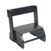 Gift Mark 1-Step Solid Wood Flip Step Stool; Small