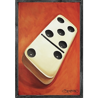 Forest Creations Magnet Print Domino Framed Graphic Art