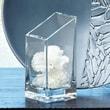 Global Views Slate Vase; Small