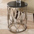Global Views Bow Loop End Table