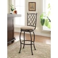 Kinfine Tristan 29'' Swivel Barstool with Cushion