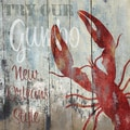 Epic Art New Orleans Seafood I Graphic Art