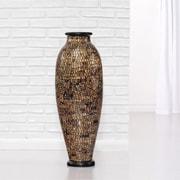 PoliVaz Mosaic Floor Vase
