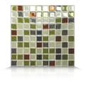 Smart Tiles Mosaik Self Adhesive Wall Tile in Idaho (Set of 6)