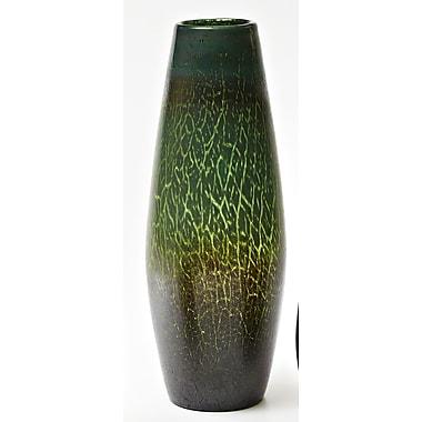 Global Views Crackled Vase; Large