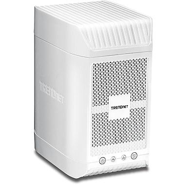 TRENDnet 2-Bay NAS Media Server Enclosure (TN-200)