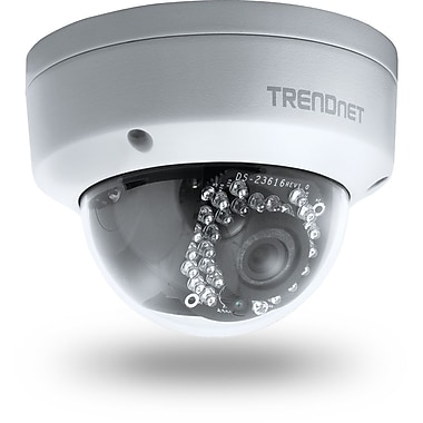 TRENDnet TV-IP311PI Outdoor 3MP Full HD PoE Day/Night Network Camera