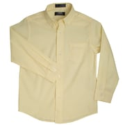 French Toast Cotton Polyester Long Sleeve Oxford Shirt, Size 12