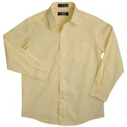 French Toast Cotton/Polyester Long Sleeve Dress Shirt with Expandable Collar,  16