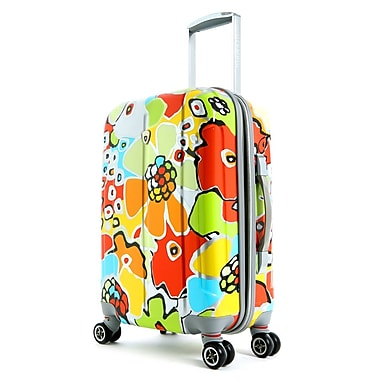 Olympia Polycarbonate ABS Blossom Expandable Vertical Rolling Upright 25