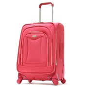 Olympia Luxe Expandable Carry On Upright Bag 21, Rose