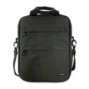 Olympia Polyester Messenger Bag 14 Black