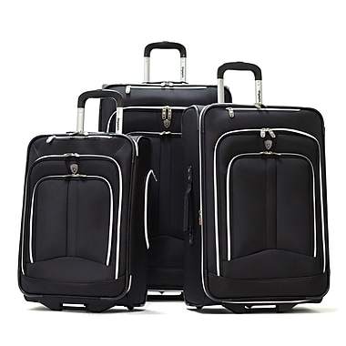 Olympia Polyester Hamburg Luggage Set Three Piece