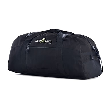 Olympia Polyester Luggage Sports Duffel Bag 30in.