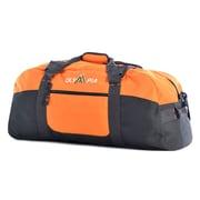 Olympia Polyester Luggage Sports Duffel Bag 30, Orange