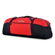 """Olympia Polyester Sports Duffel 42"""", Red"""