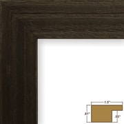 Craig Frames Inc. 1.5'' Wide Distressed Wood Picture Frame / Poster Frame; 4'' x 6''
