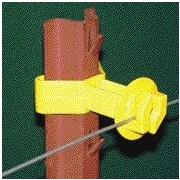 Dare Products Chain Link U Post Insulator