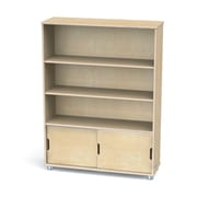 Jonti-Craft TrueModern Three-Shelf 48'' Bookcase