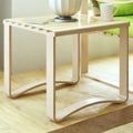 dCOR design Aquios End Table