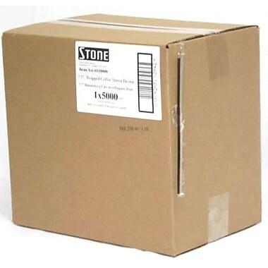 Stone – Agitateur à café emballé de 7,5 po, brun