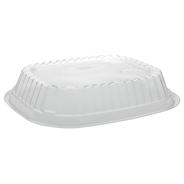 Pactiv Dome Lid For Platter, Clear