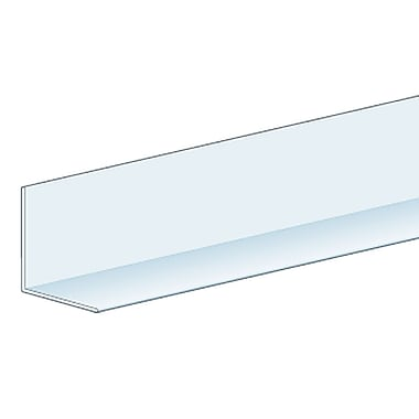 Kostklip® L-Bracket Display Builder, Clear, 3