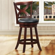 Kingstown Home Wade 24'' Swivel Bar Stool