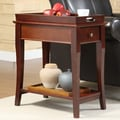 Kingstown Home Troy Tray Top End Table