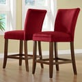 Kingstown Home Wingston 24'' Bar Stool (Set of 2)