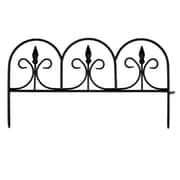 EMSCO Group 33'' Victorian Fence (Pack of 6)