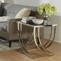 Kingstown Home Palmetto Arch Curved Sculptural End Table