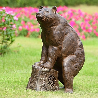 SPI Home Sierra Bear Garden Statue w/