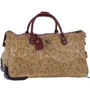 CalPak Chalet 21'' Suitcase; Latte (Gold)