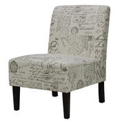 Cortesi Home Chicco Slipper Chair