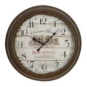 Woodland Imports Oversized 23'' Metal Wall Clock