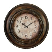 Woodland Imports Oversized 24'' Metal Wall Clock